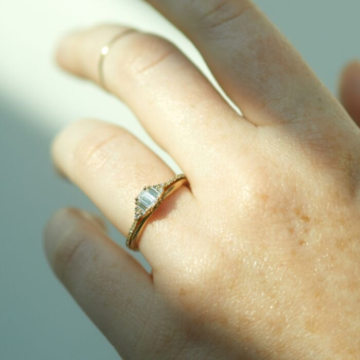 Philippa Solitaire Ring image