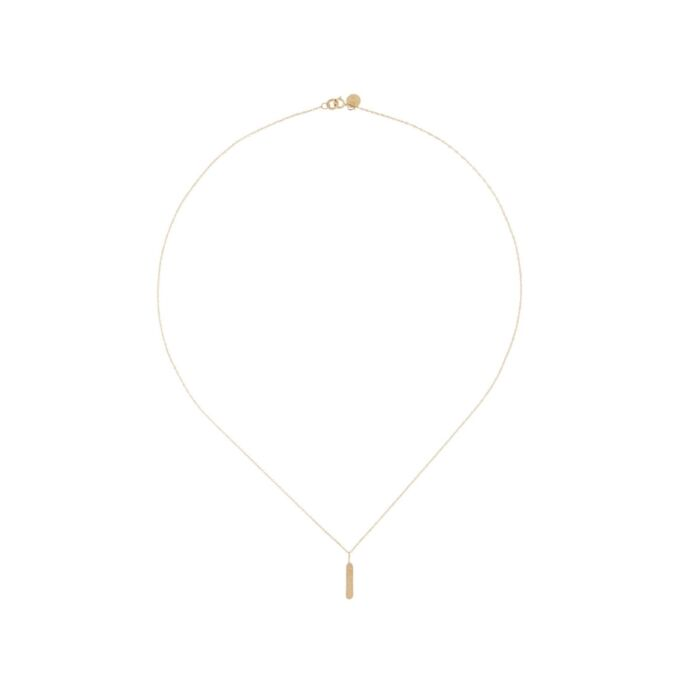 Vertical ID Necklace image