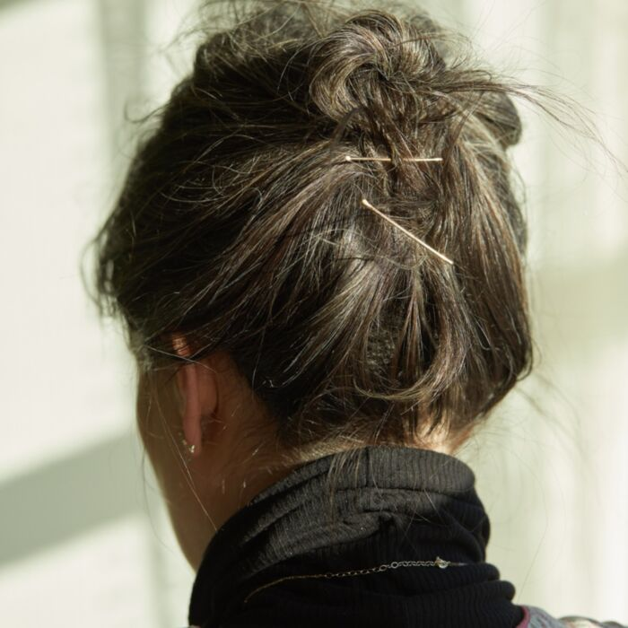 French Bobby Pins image
