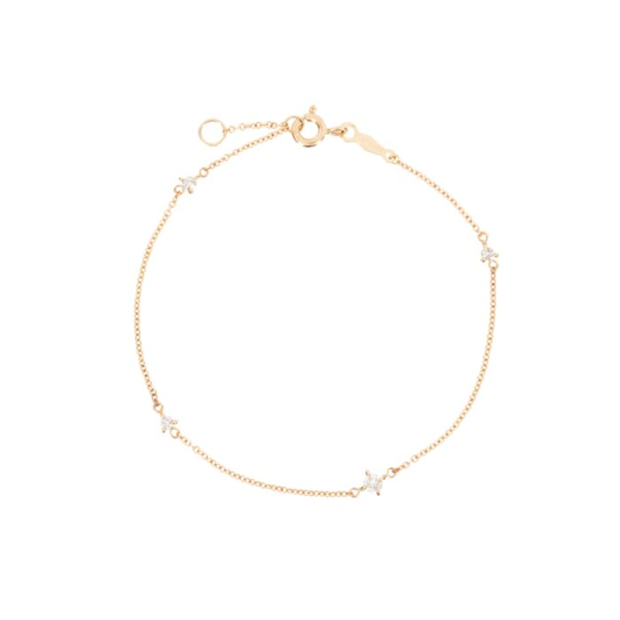 Angel Hair Bracelet