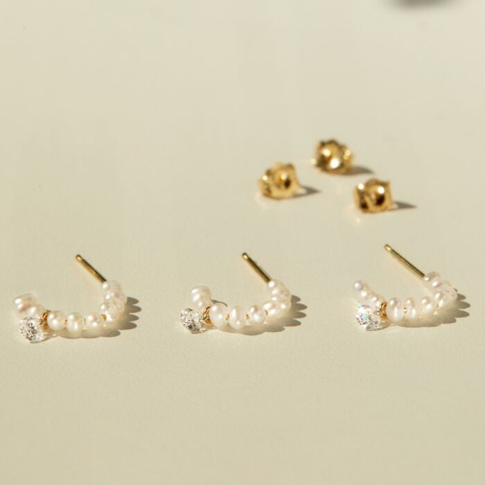 Baby Pearl Hoop, Supreme (Single) image