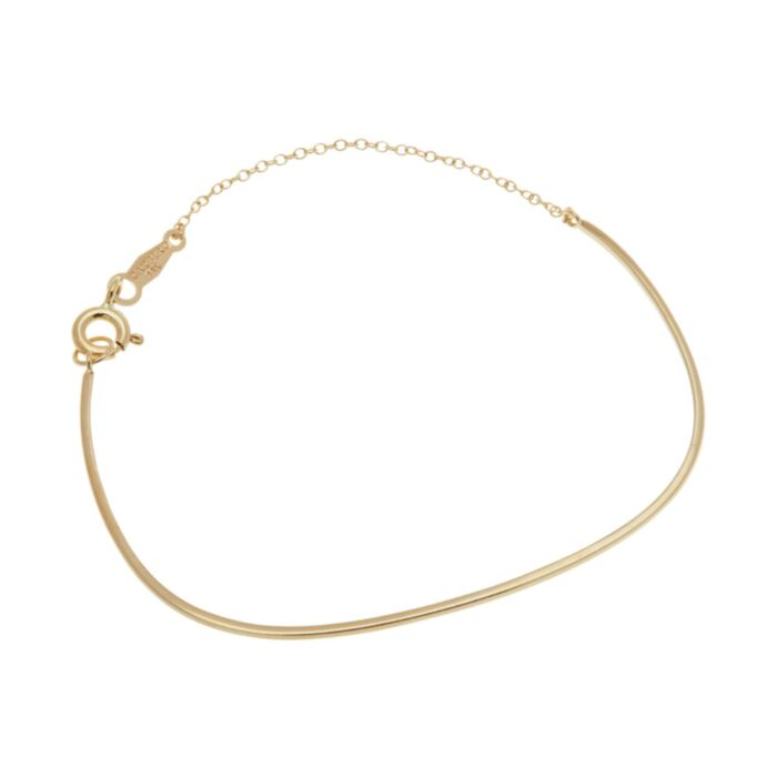 Ballerina Bracelet, yellow gold