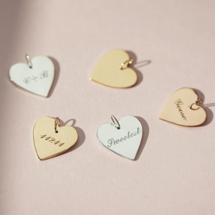 Full Heart, Rose Gold image