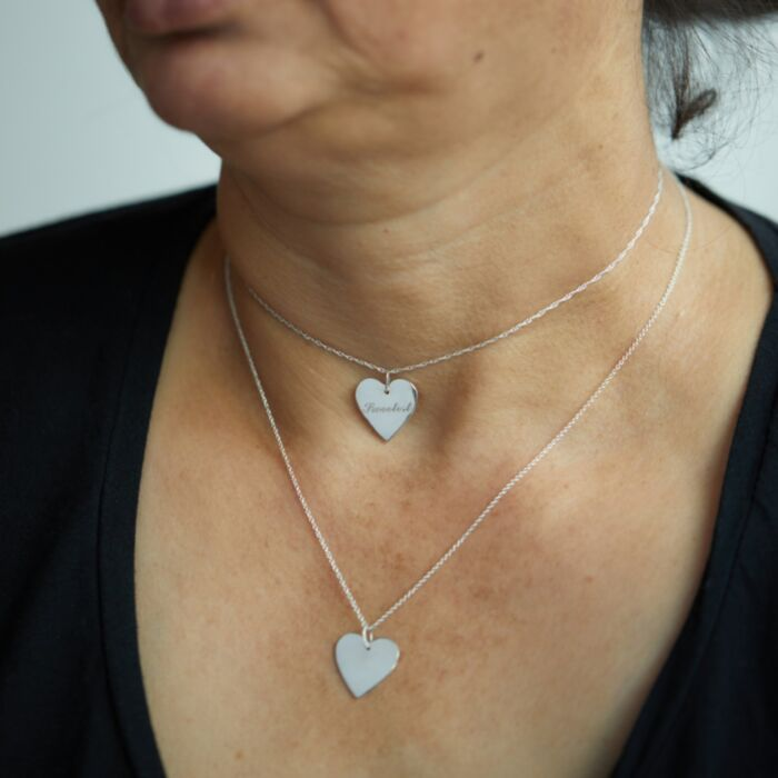 Full Heart, Silver image