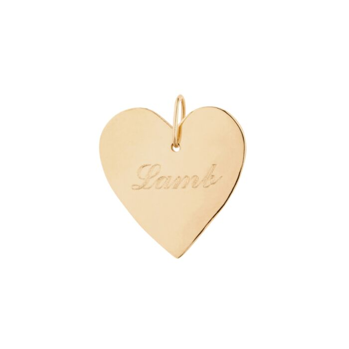 Full Heart, Yellow Gold