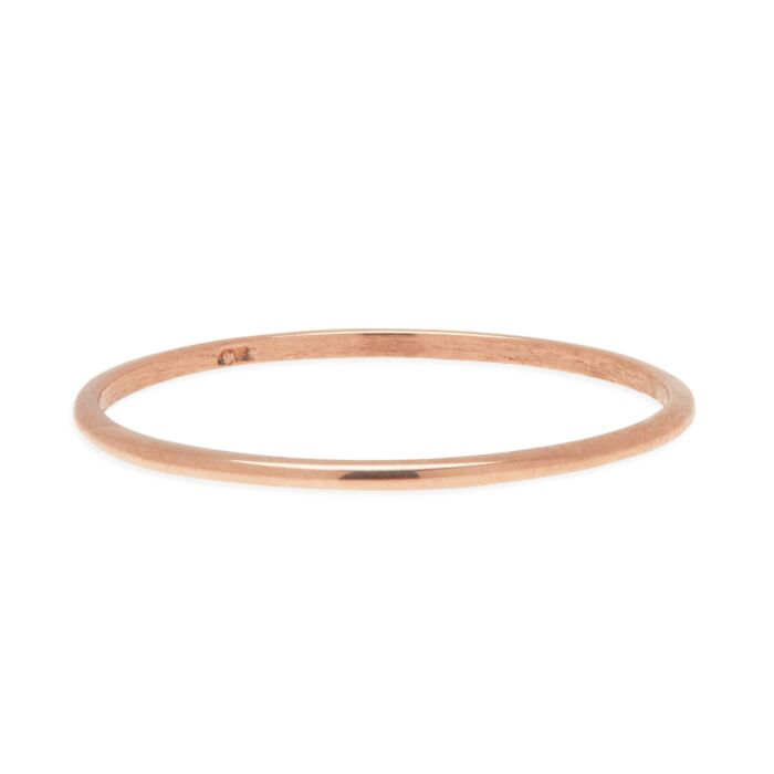 Grand Mignon Ring, Rose Gold