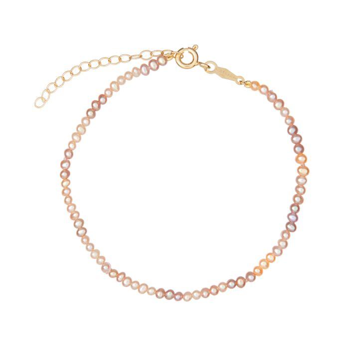 Pre-Order Ghost Rose Pearl Bracelet