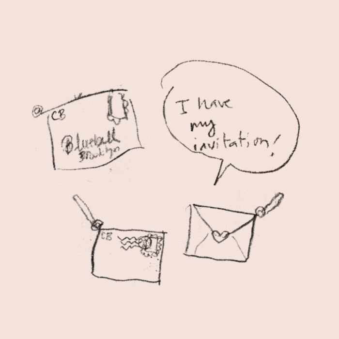 The Smallest Love Letter Charm image