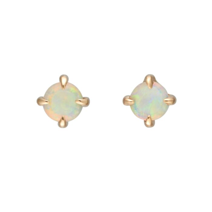 Sleeping Beauty Opal Stud (SINGLE) image