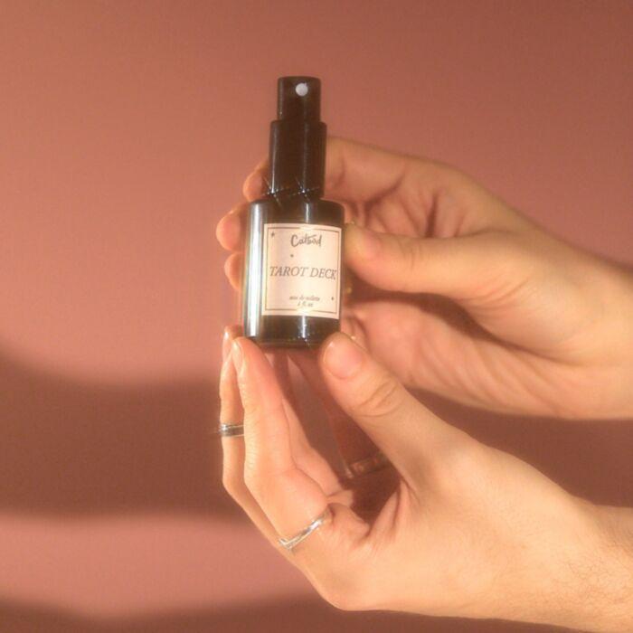 Tarot Deck Water Perfume image