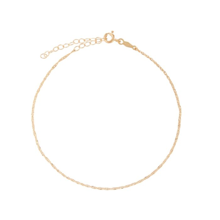 Sweet Nothing Anklet image