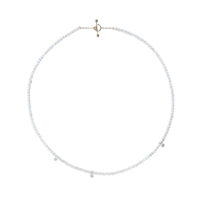 Magic Moonstone Choker