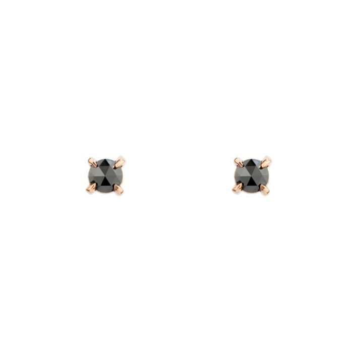 Maleficent Black Diamond Stud (single)