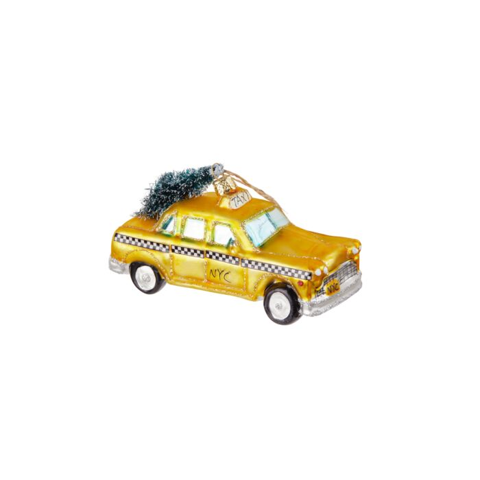 NYC Taxi Ornament