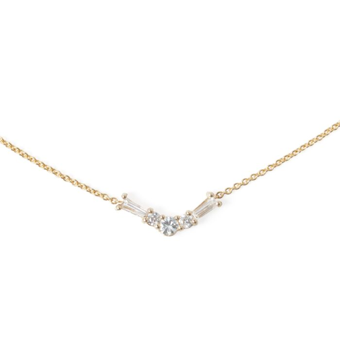Diamond Constellation Necklace image