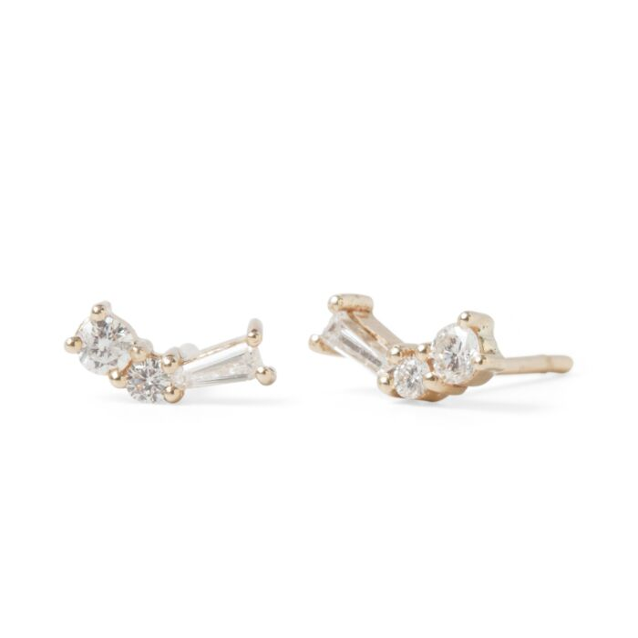 Diamond Constellation Earrings