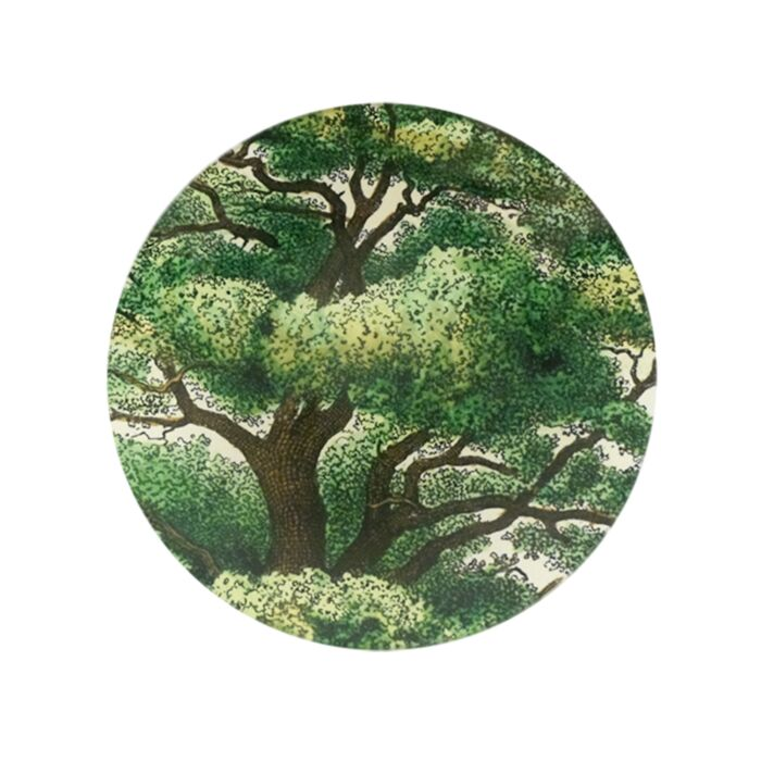 Branches Round Plate