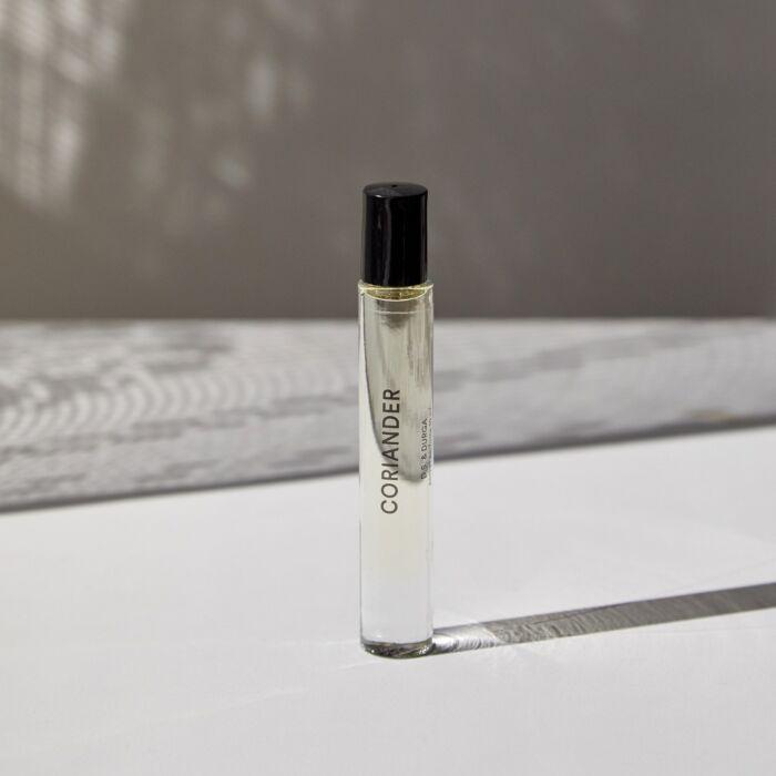 Coriander Pocket Perfume Roller