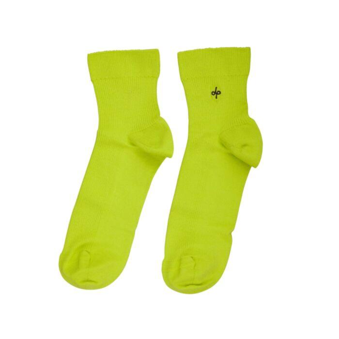 Slip on Socks, Neon Pie