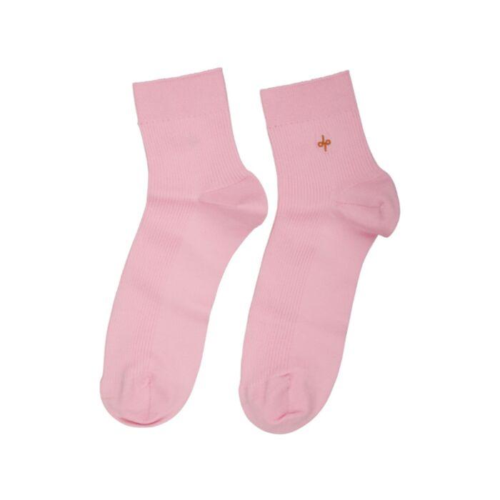 Slip on Socks, Rose Milk