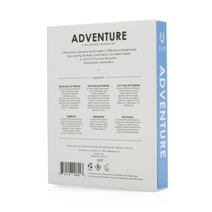 Adventure Fragrance Layering Set image