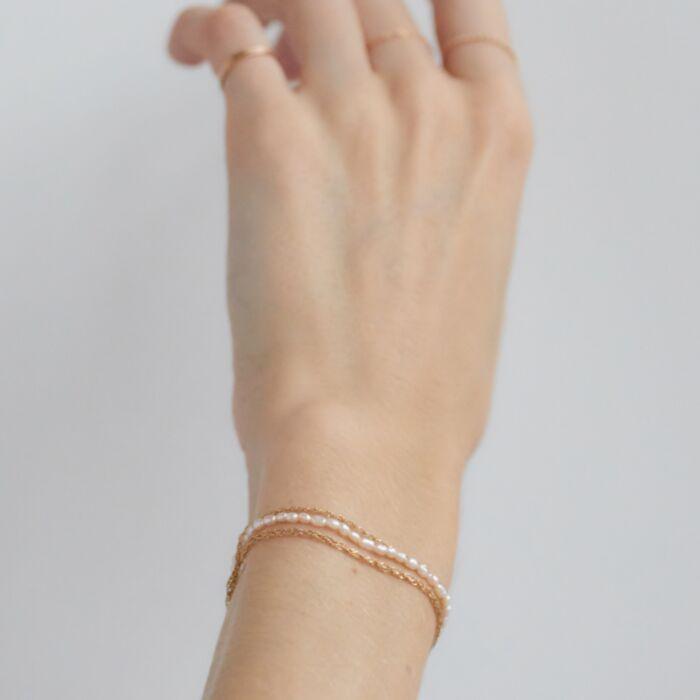 Pearl Buffet Bracelet