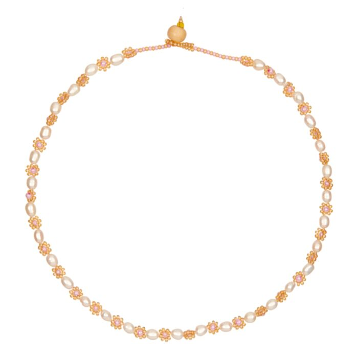 Persephone Pearl Necklace