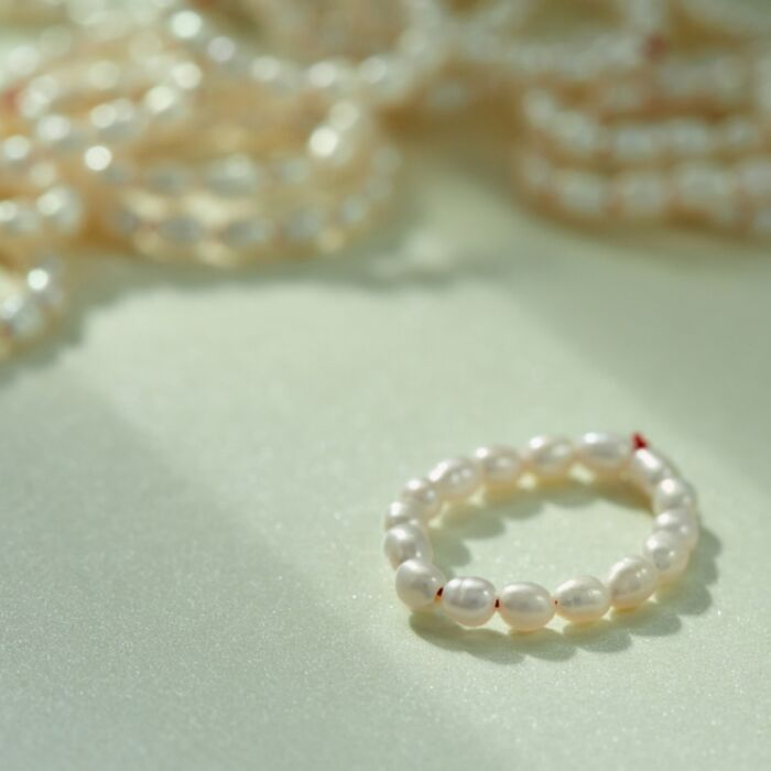 Pearl Buffet Ring image