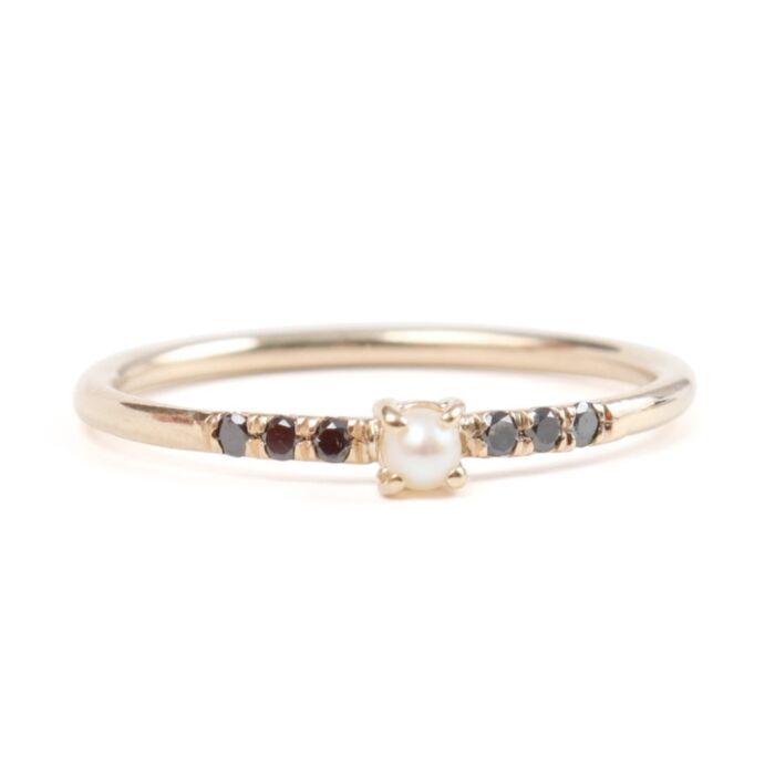 Equilibrium Pearl Ring image