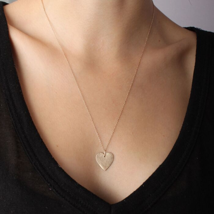 Full Heart Necklace image