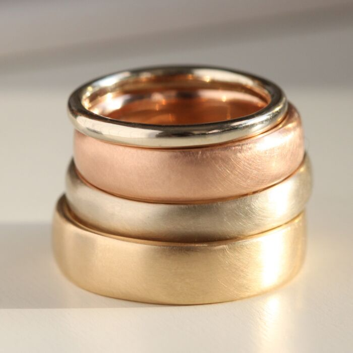 Gatsby Ring, 4mm image