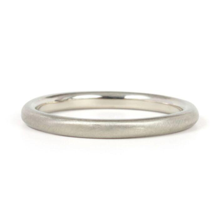 Gatsby Ring, 2mm image