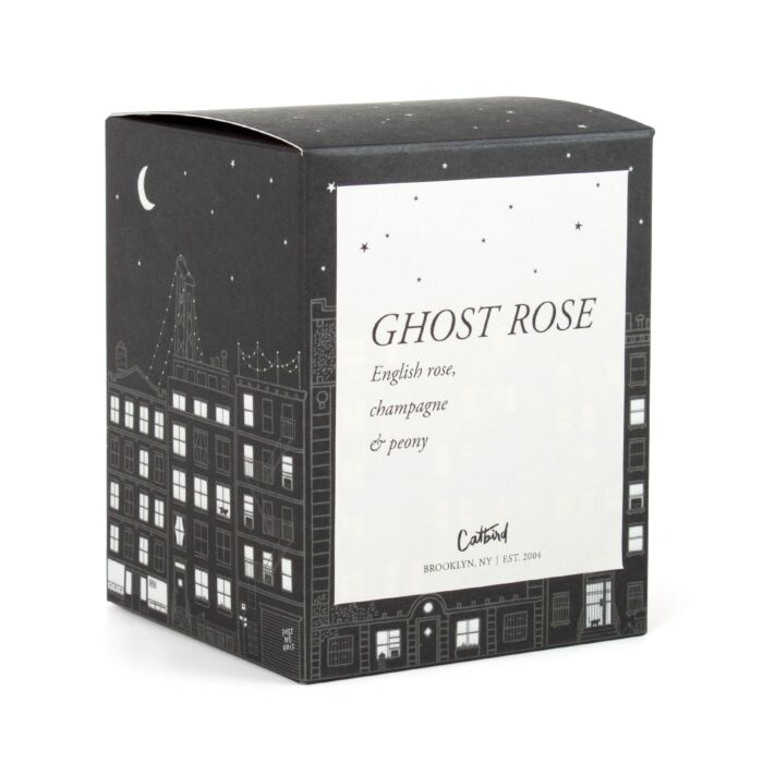 Ghost Rose Candle image