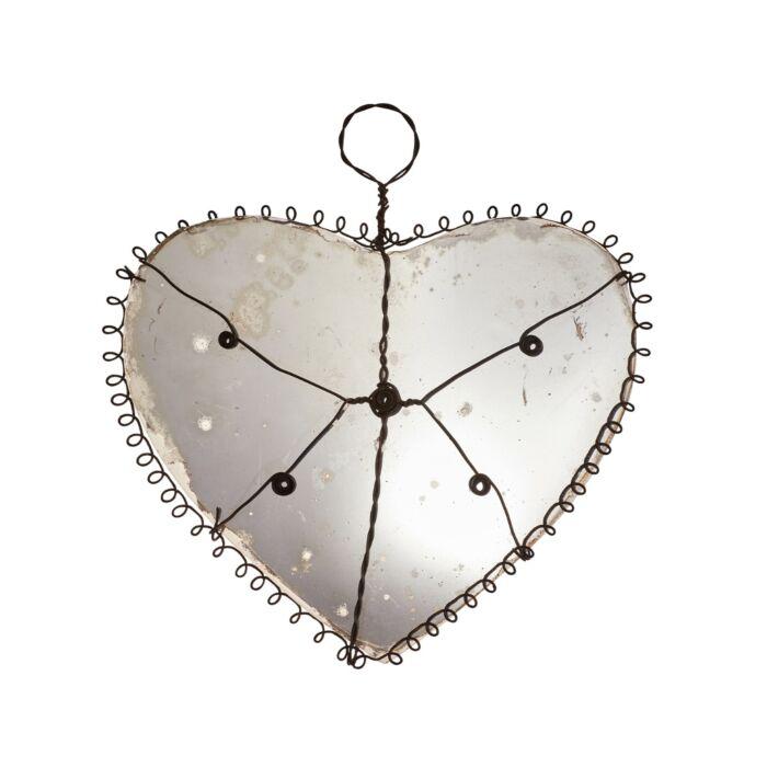Petit Enfant Heart Mirror image