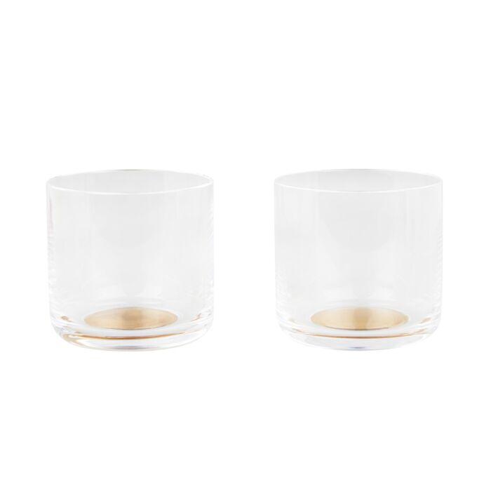 Gold-Bottomed Glasses