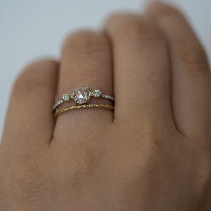 Homespun Ring image
