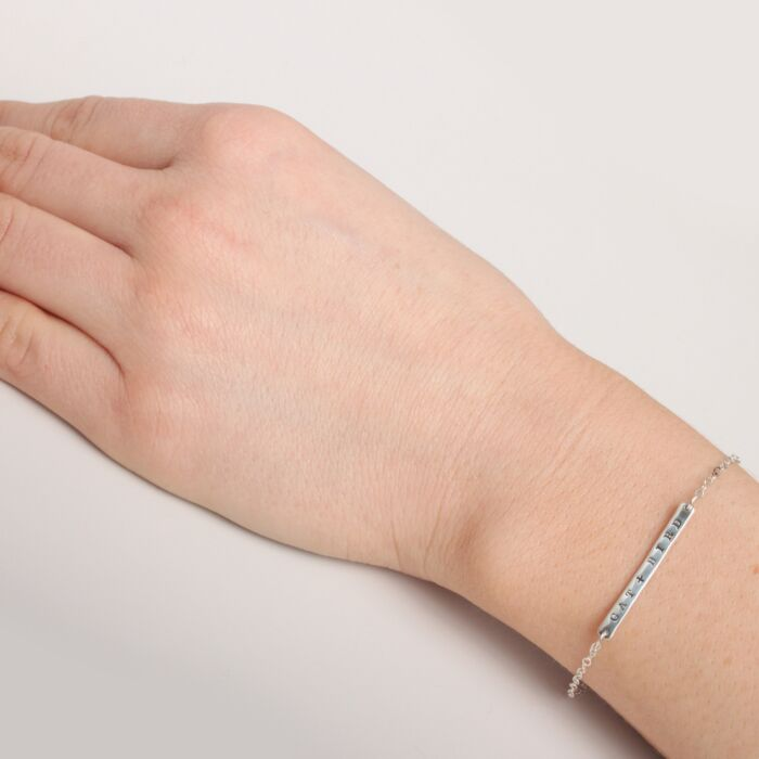 L'il ID Bracelet, silver image