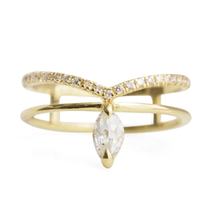 Phoenix Diamond Ring image