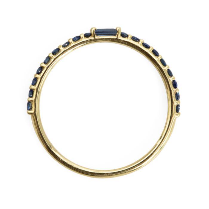 Manava Ring, Sapphire image