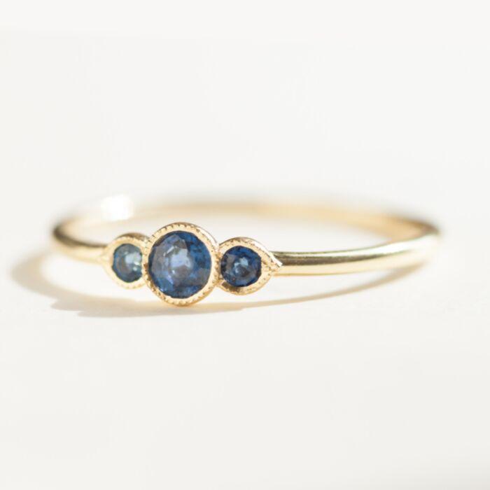 Melika Sapphire Ring image