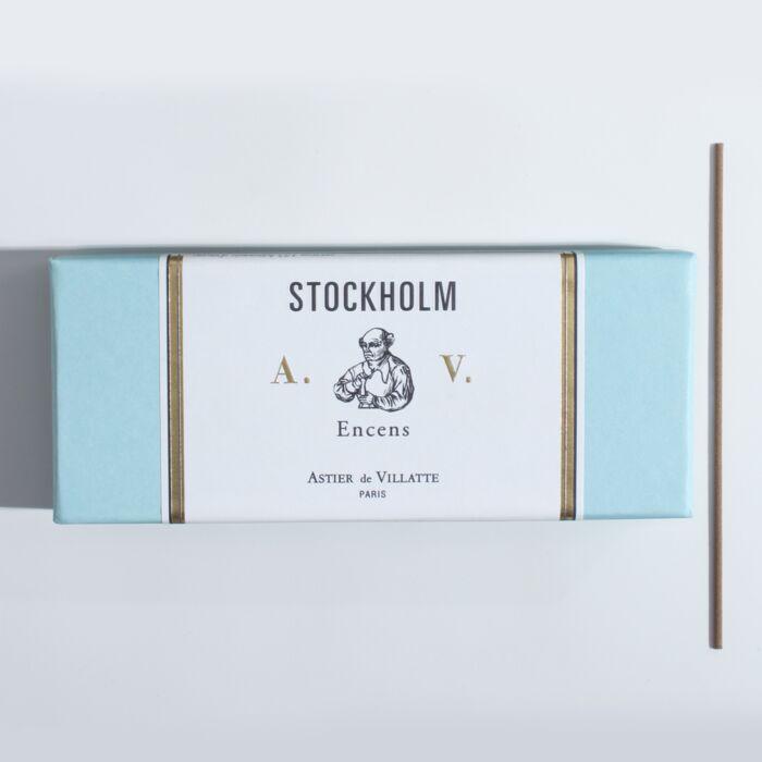 *Stockholm Incense*