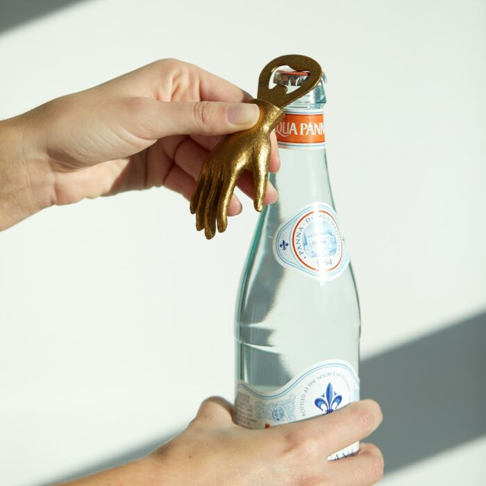Helping Hand Bottle Opener image