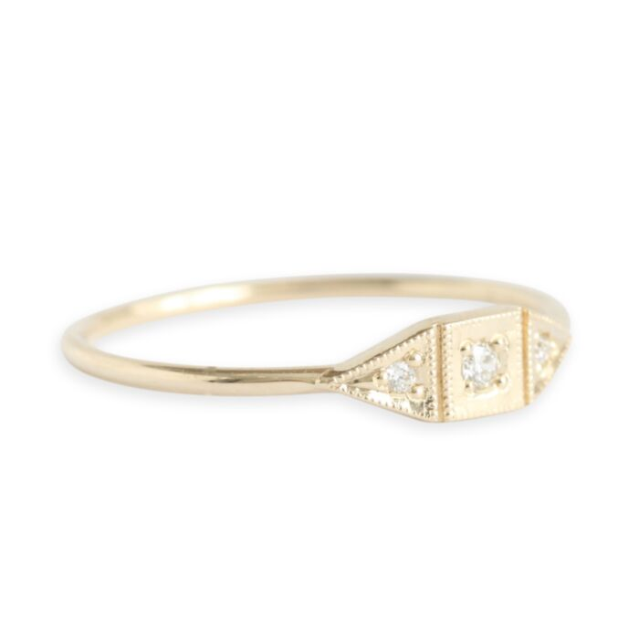 Baby Deco Ring image