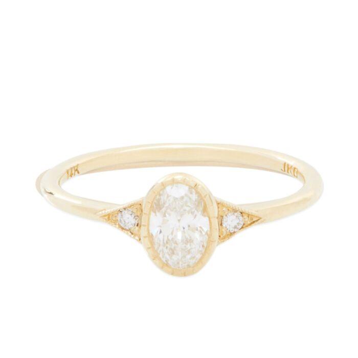 Exemplar Solitaire Ring