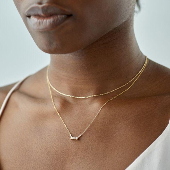 Pearl Equilibrium Necklace image