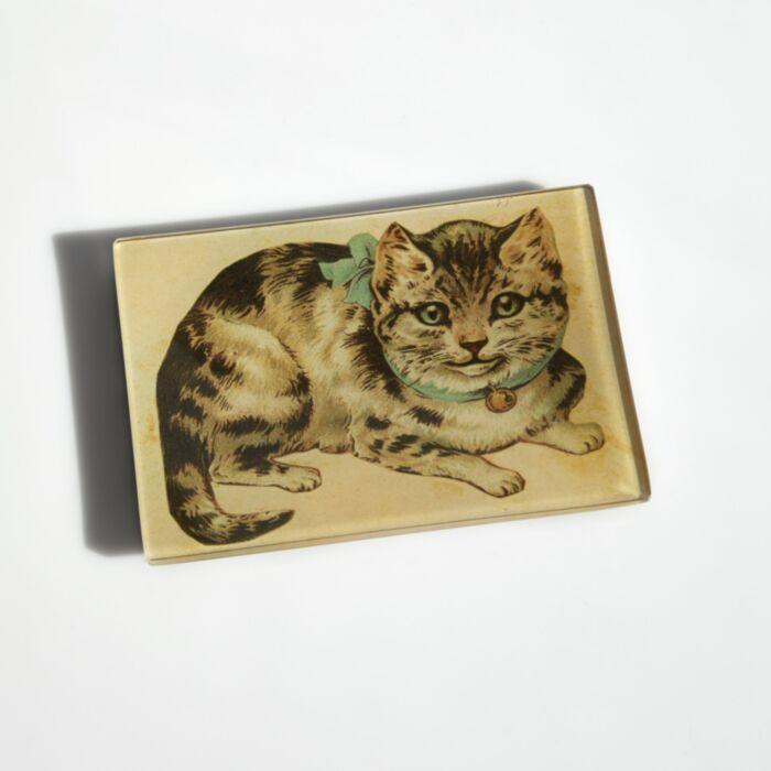 Kitty Kitty Plate