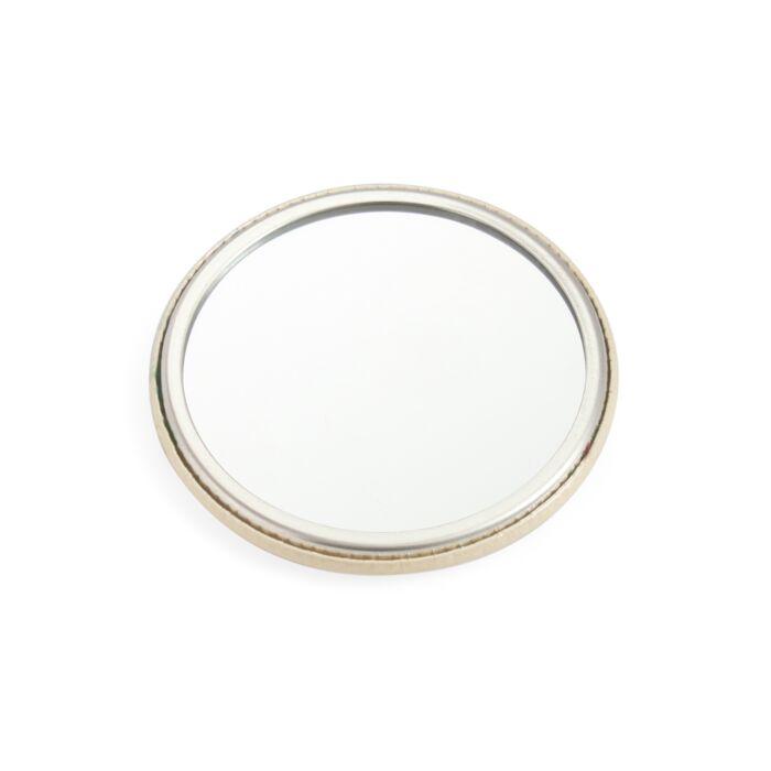 Line Heart Pocket Mirror image