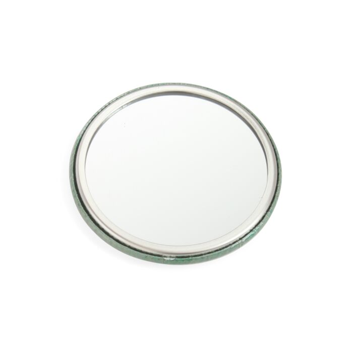 Swan Pocket Mirror image
