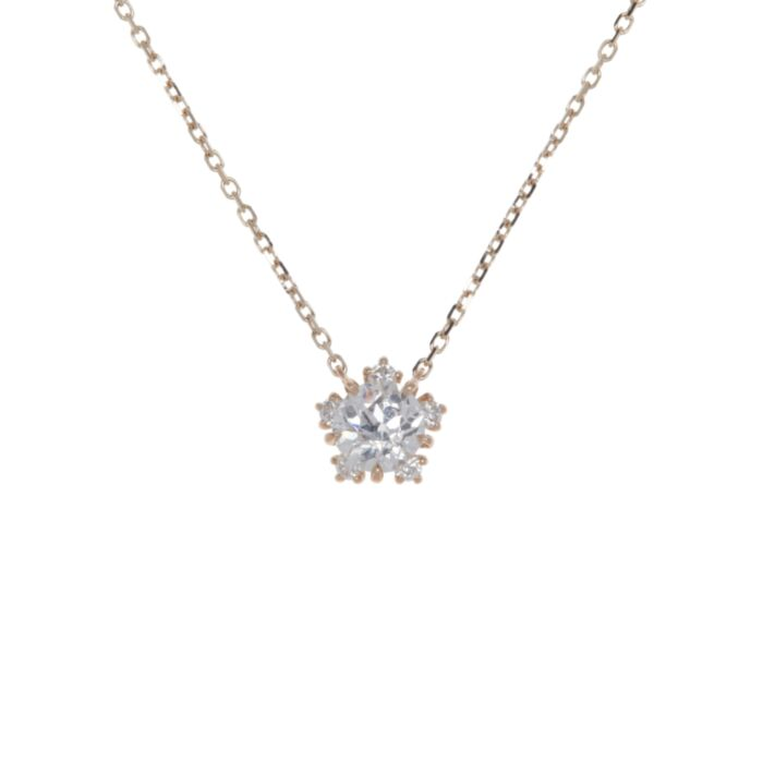 Sakura Necklace, Diamond