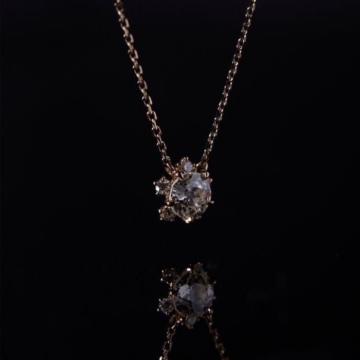 Sakura Necklace, Diamond image
